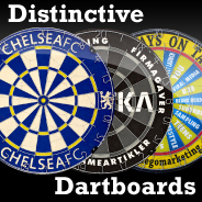 Distinctive Dartboards